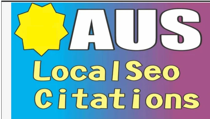 I will do 30 top Australia local citations Rank your business to top
