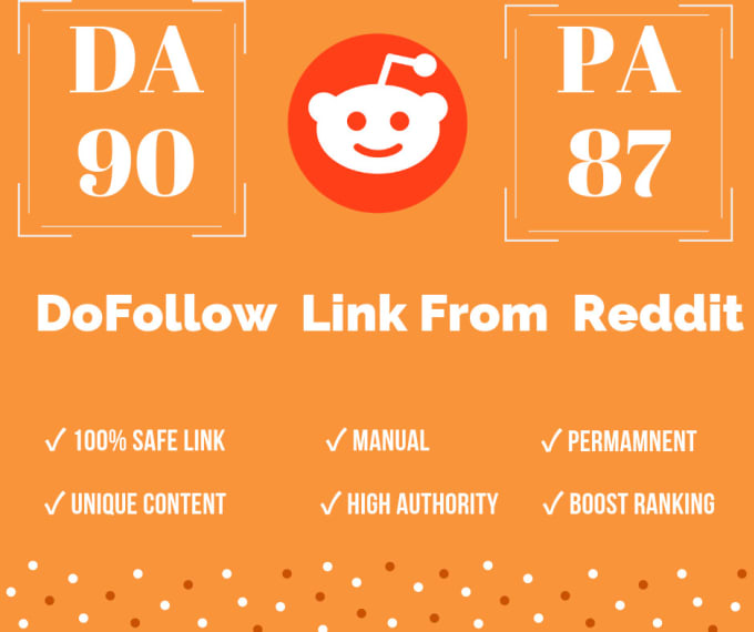 I Will Write And Publish Guest Post On Reddit Seo Backlink