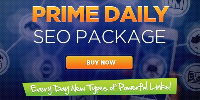 Premium Daily SEO Package,  Link Building 30 Days High Quality Services