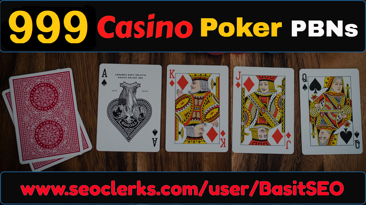 999 Casino Poker Gambling UFABET Related High DA 50+ PBN Backlinks To Boost Your Site Page 1