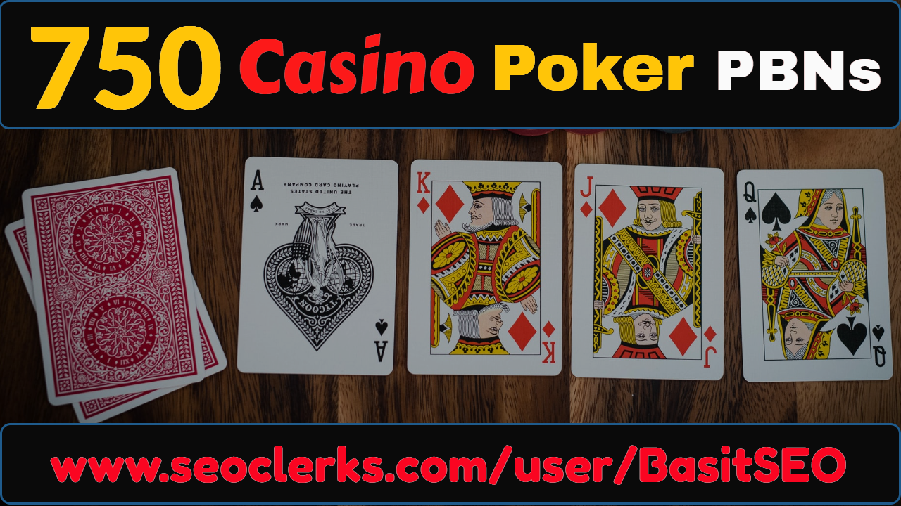 750 Casino Poker Gambling UFABET Related High DA 50+ PBN Backlinks To Boost Your Site Page 1