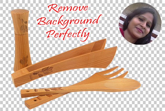 I will photo editing background removal of 30 images 24 hours