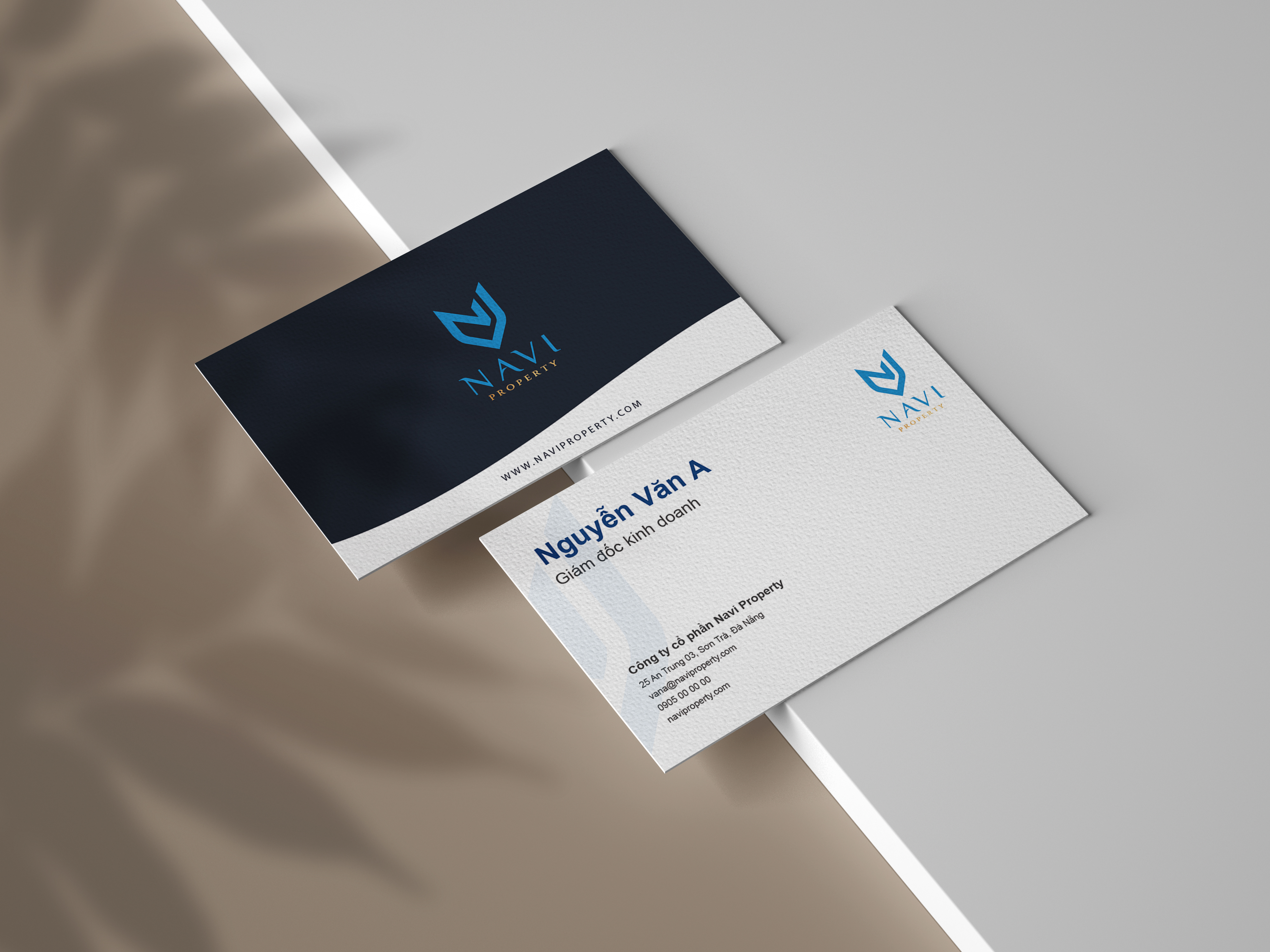 I will design clean minimal business card in one day