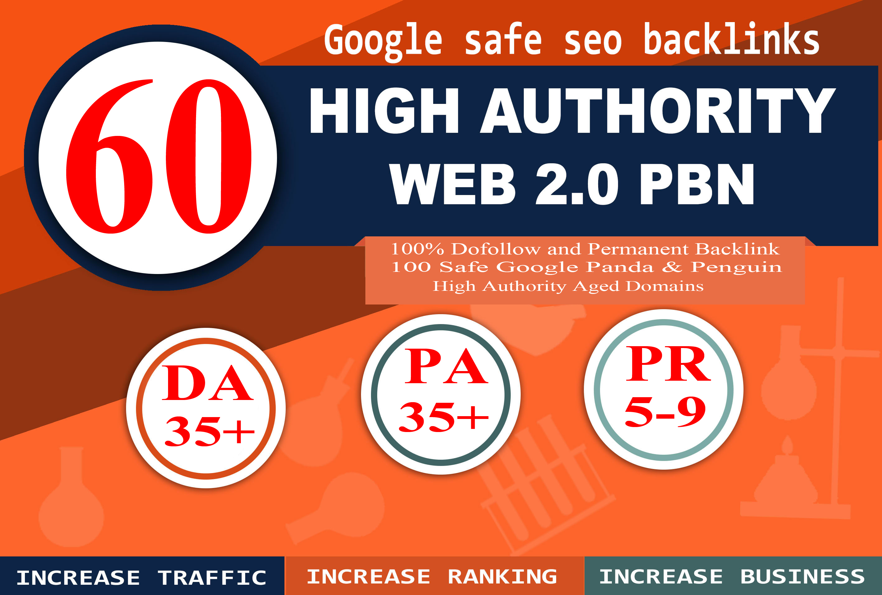 Build 60+ Backlink with with High DA/PA/TF/CF On your homepage with Unique websitelink
