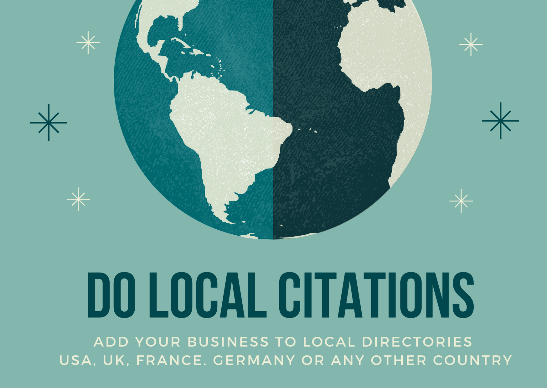 I will do 15 local seo citations or directories for your local business