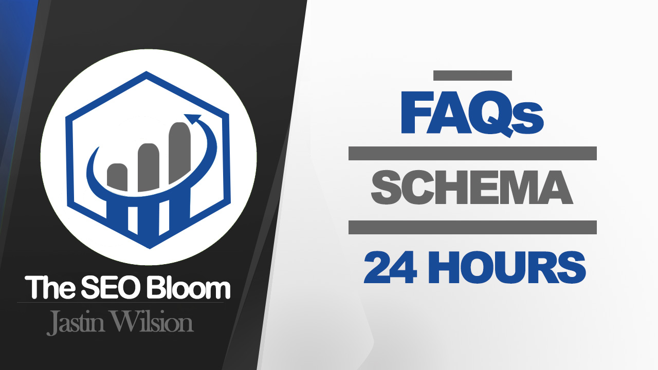 FAQ Schema Done For You With In 24 Hours