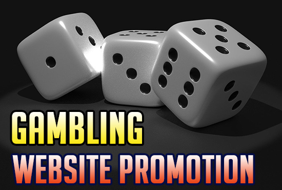 organic web traffic for gambling websites