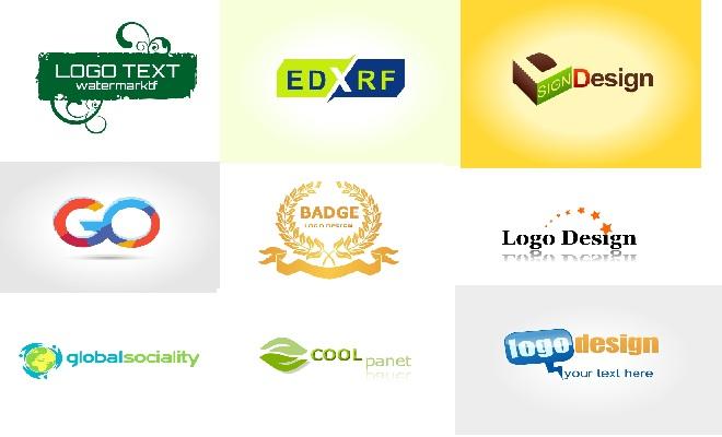 I will do 10 different logo designs