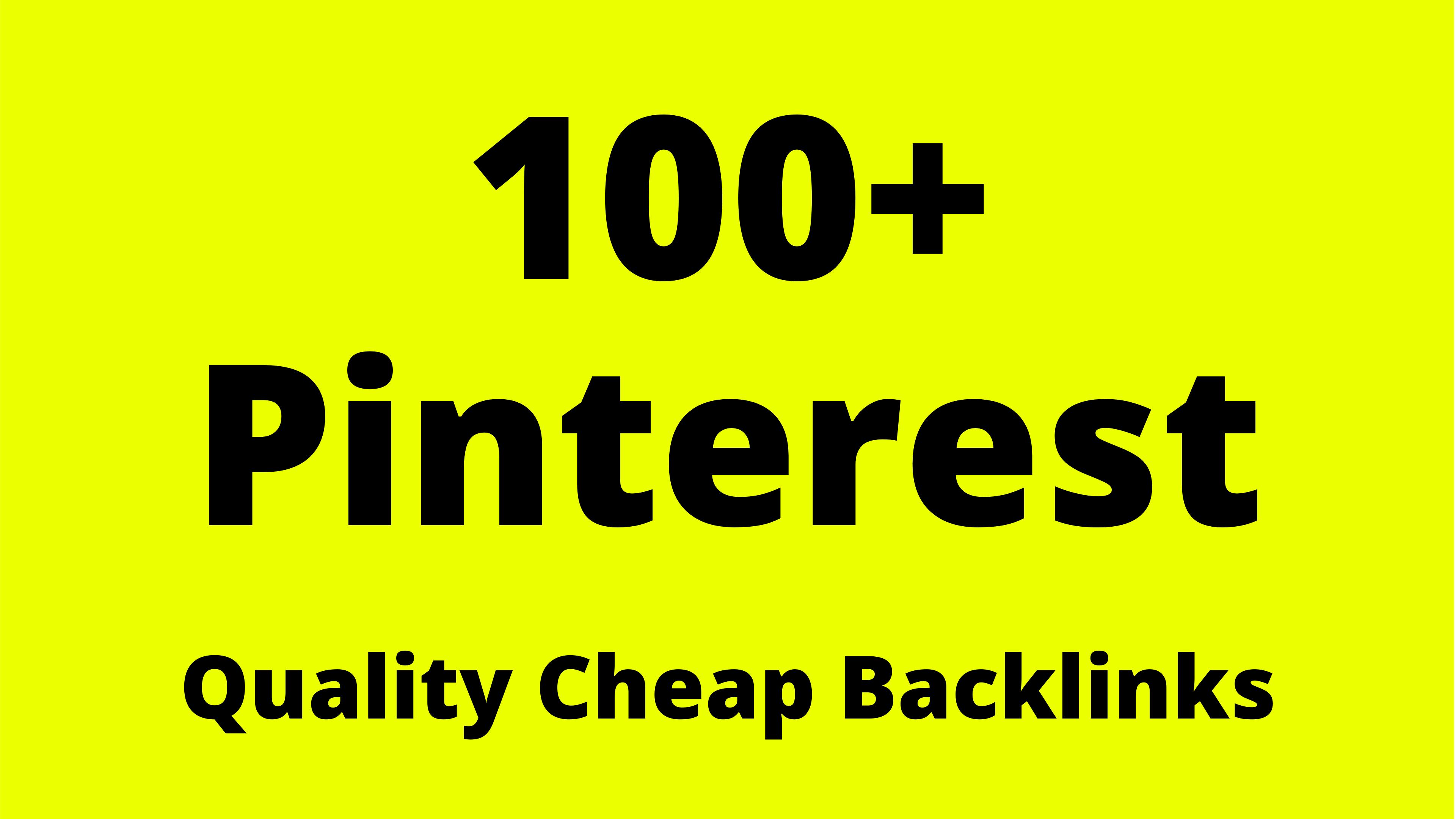 Pinterest Backlinks HIGH Authority Site backlink Google Safe Ranking