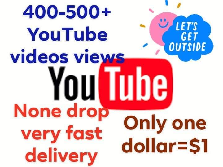 YouTube combined video promoted packages with social media marketing service
