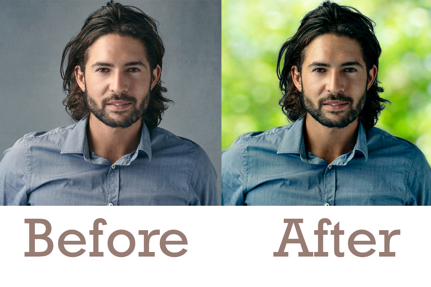 Remove Your Photo Background By Photoshop