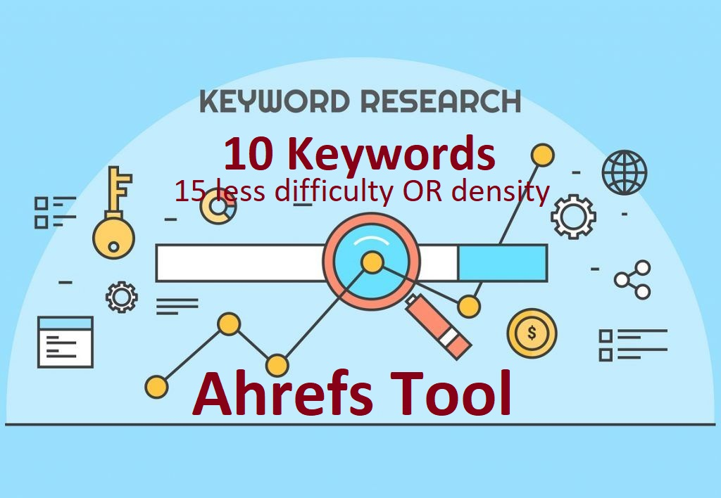 10 Best keywords with low difficulty level research 1 topic or category