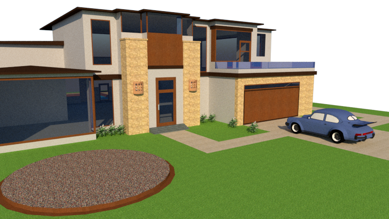 3d Modeling In Sketchup Exteriors Or Interiors For 15 Seoclerks