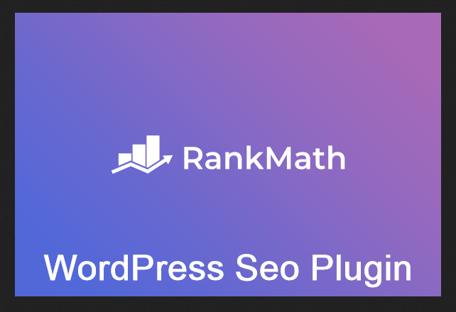 WordPress on page SEO optimization for Rank Math