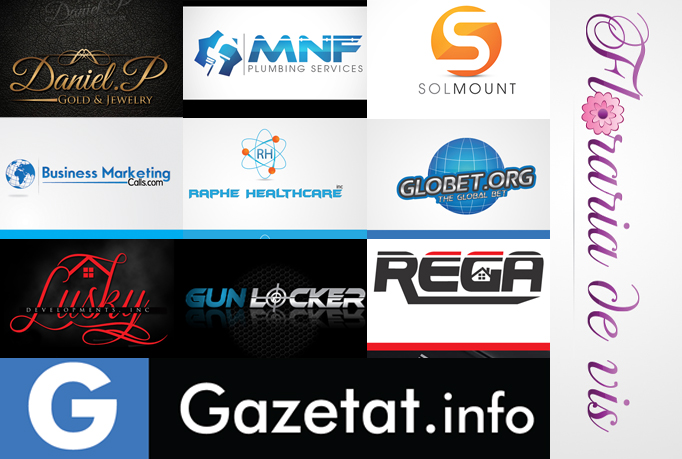 Design exclusive high quality logo your business, company etc with unlimited revision