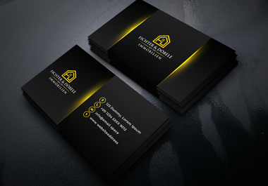 Design Professional Business Card Within 4 Hrs