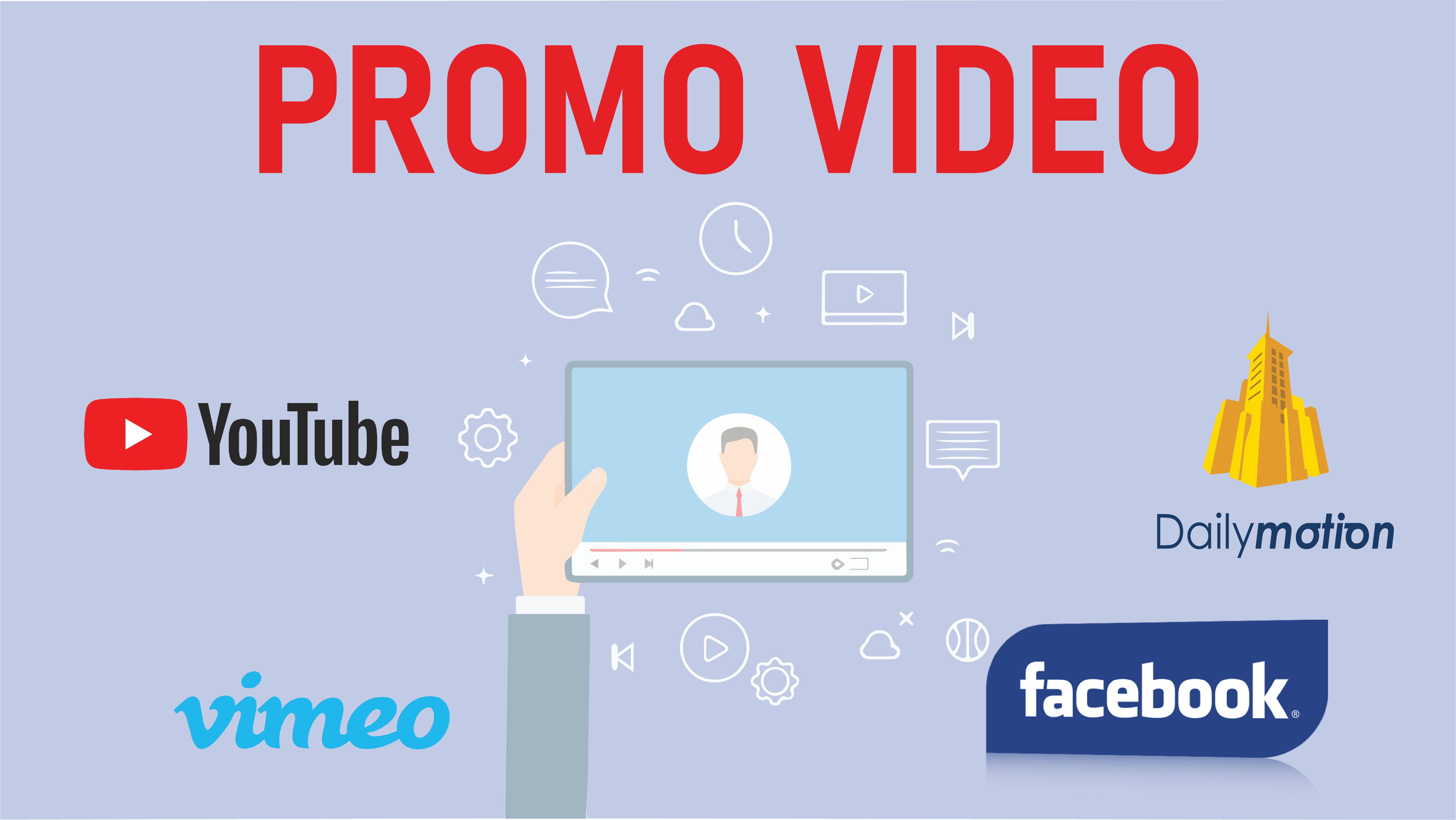 I WILL CREATE AN AMAZING PROMOTIONAL VIDEO FOR YOUR BUSINESS,  IDEA,  SKILL OR SERVICE