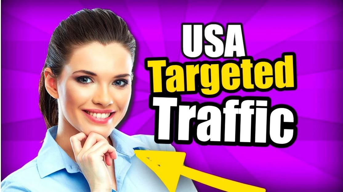 I WILL ENABLE CONTINUOUS TRAFFIC FLOW TO YOUR WEBSITE/BLOG TO RANK HIGH ON TOP USA SEARCH ENGINES