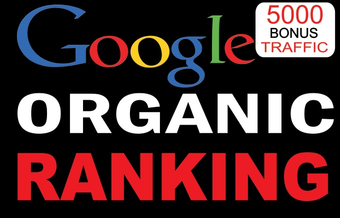 Rank your website with organic USA web traffic