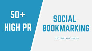 I Will Create 50 Social Bookmarking Backlinks