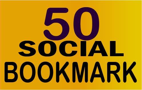 I Will Create 50 Social Bookmarking Backlinks