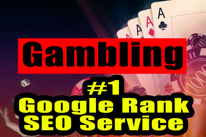 8000 Gambling Site Ranking SEO Package Page 1 Update SEO V2 Package 2021 SEO