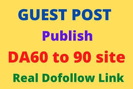 Provide high quality backlinks on Real Estate site with DA 60+