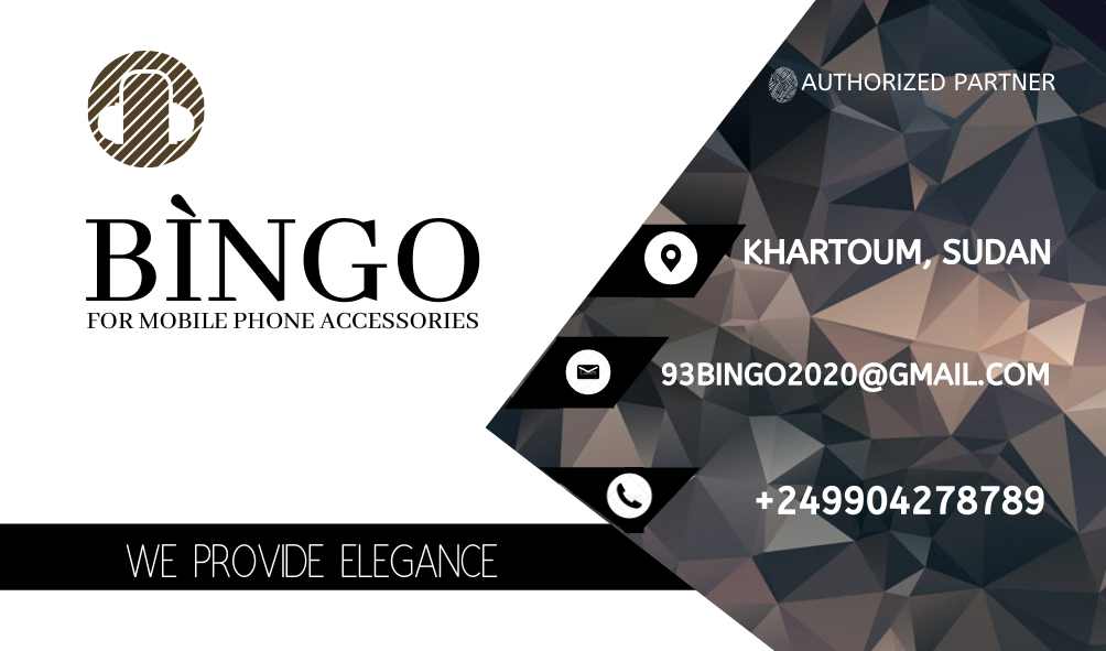 I will design an elegant business card for your company