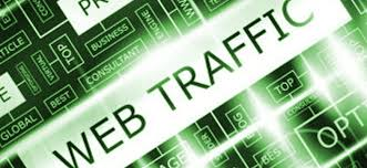 I will generate 1000 organic web traffic to your website