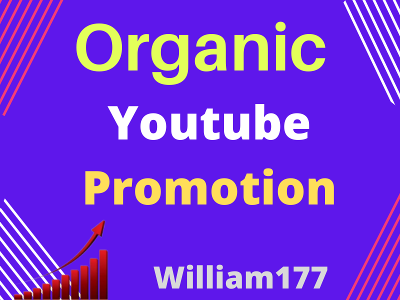 YouTube Account Promotion Safe and fast delivery