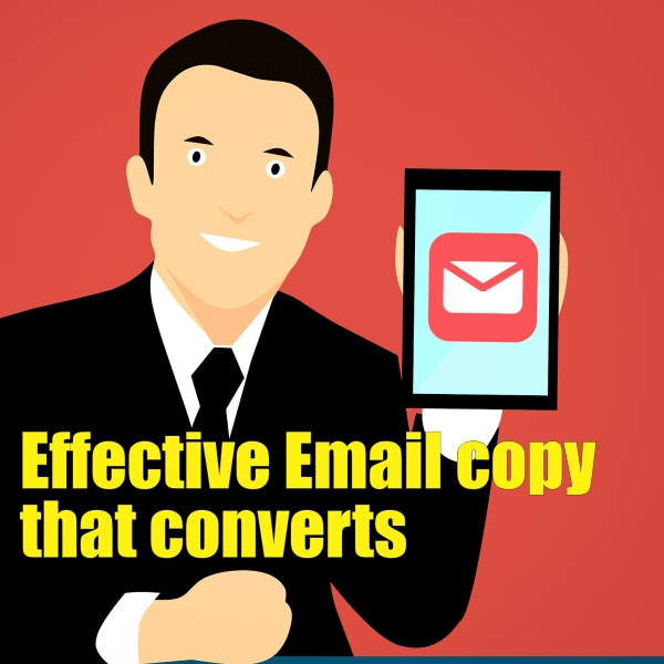 I will Write Effective Email copy for Your Email Marketing
