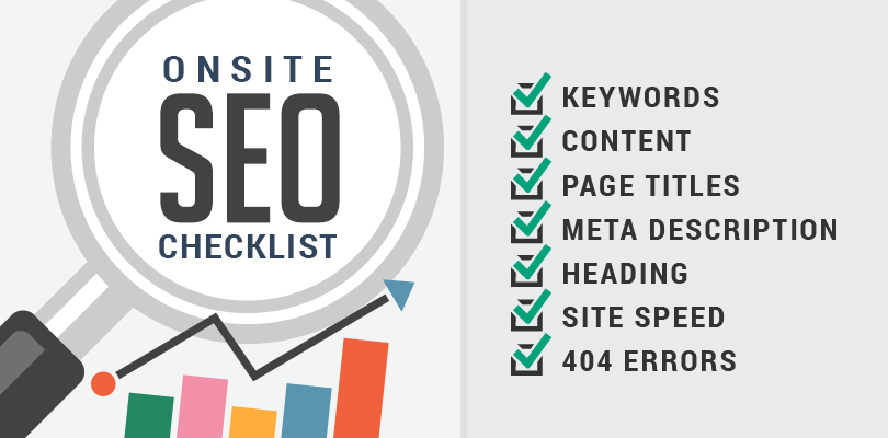 I will do complete on page SEO optimization for 1st page ranking.