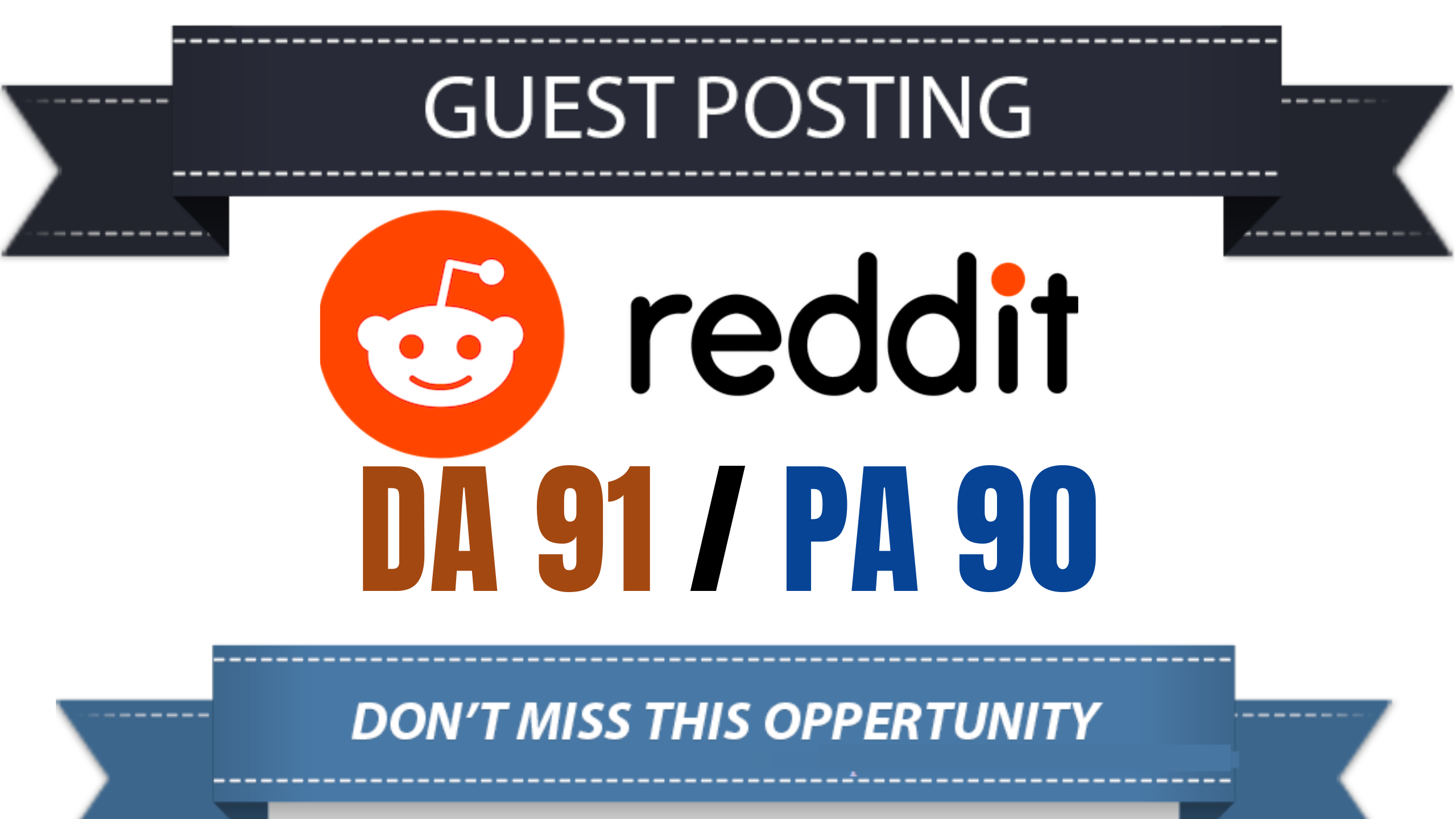Write And Publish Guest Post On High DA91/ PA90 Reddit - Reddit. com