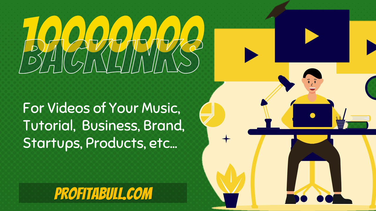 10 Million VIDEO Backlinks and Pings