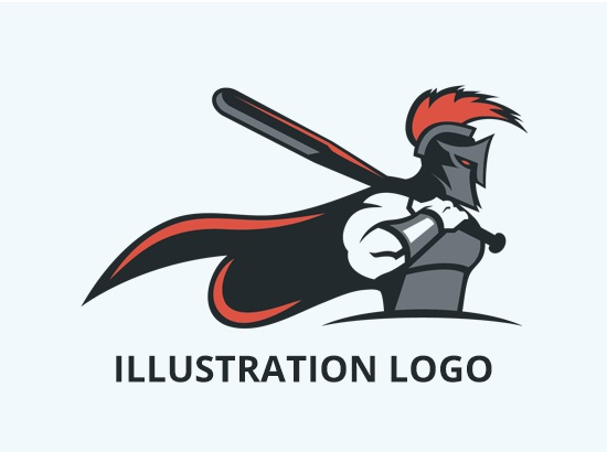 I will design illustration and minimalistic logo