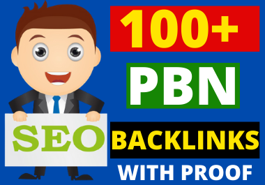 Get 100+ PBN Backlinks With Full Work Proof