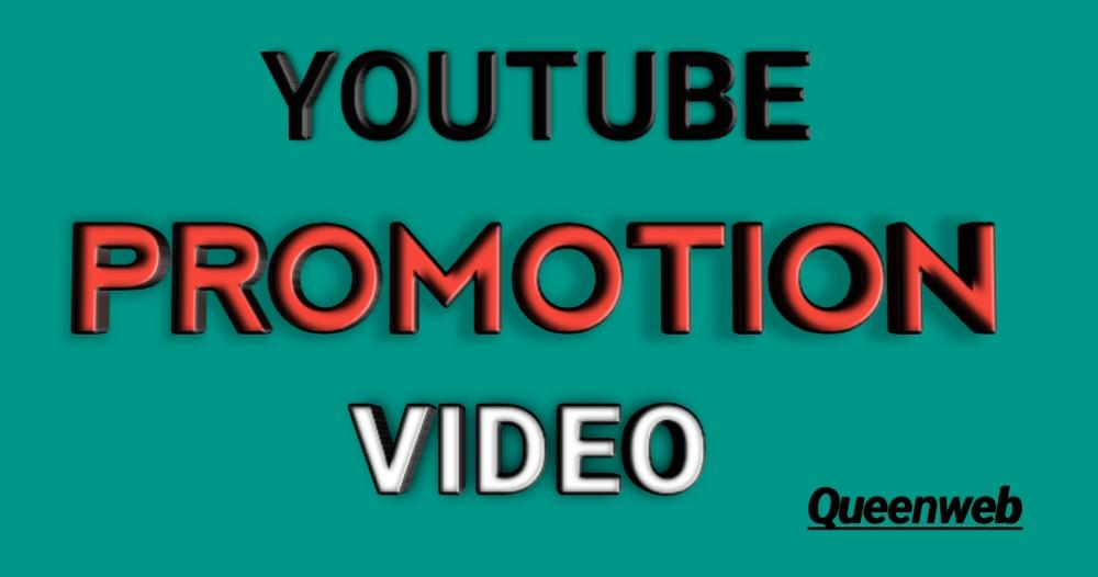 provide YouTube Video Promotion with Organic Audience