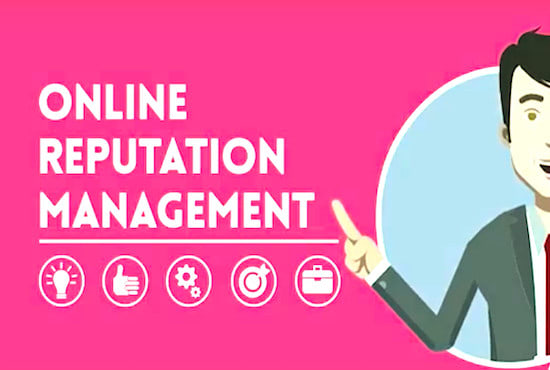 I will help you build online reputation of your brand