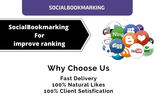 Get Ranking in Search Engines with Social Bookmarking