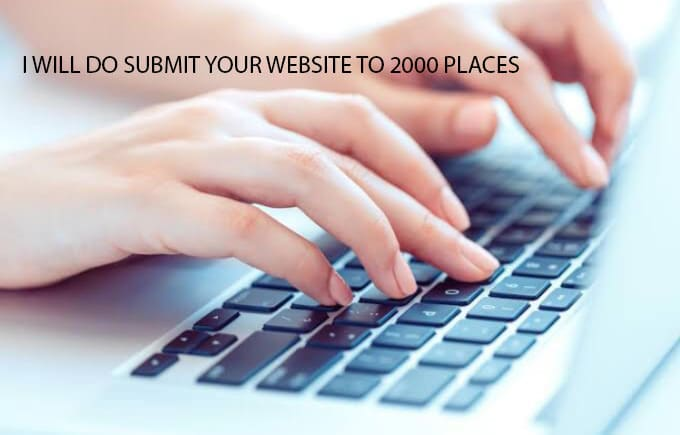 I will submits your website to 2000 directory's