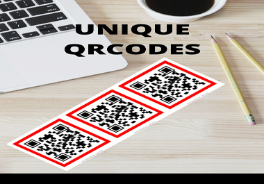 I will create qrcode with logo