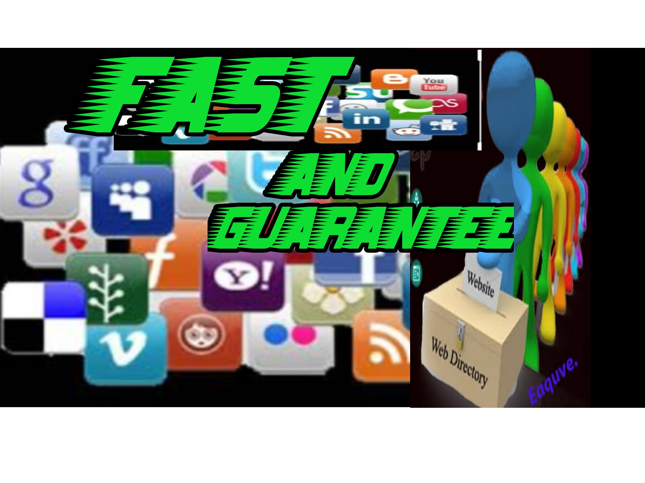 Fast and guarantee service.. Great mixture of quality links..