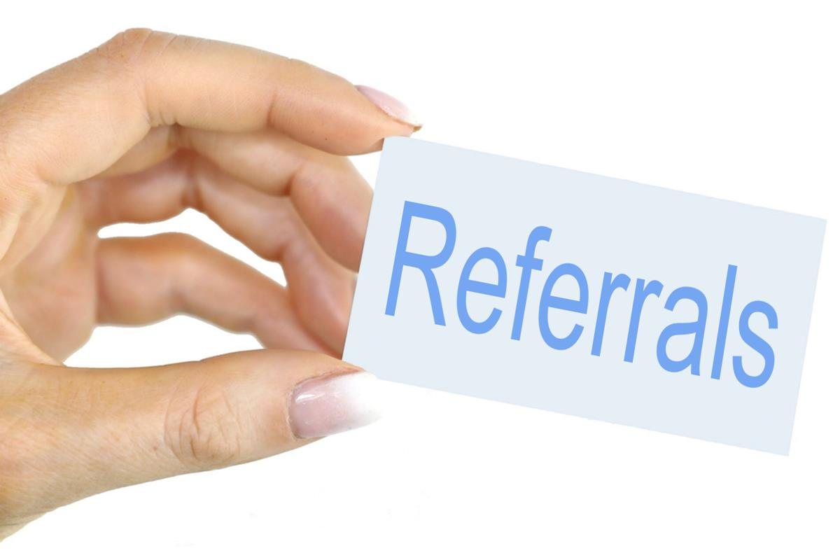I will give you 100+ real referrals to sign up on your website or mobile app