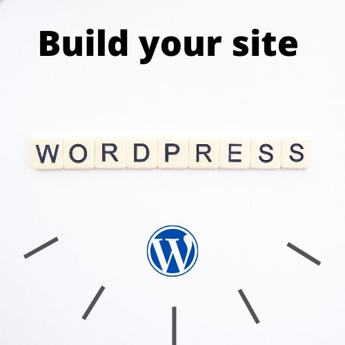 Build an awesome web site. that you might be thinking of.
