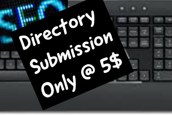 I will submit your Website to 400 directories