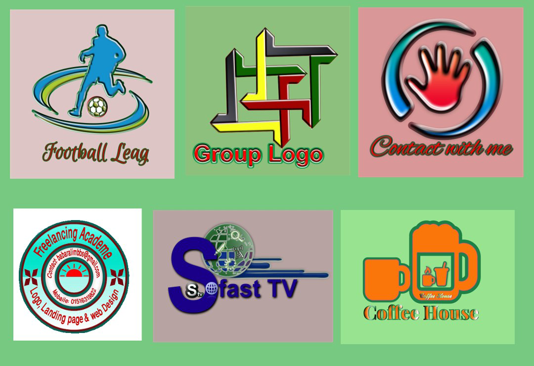 I am professional logo and graphic designer. since 2014