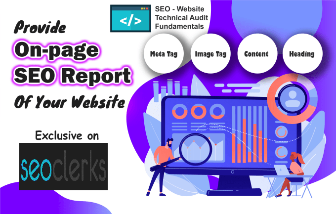 I will do the onpage SEO audit of your website and give PDF report