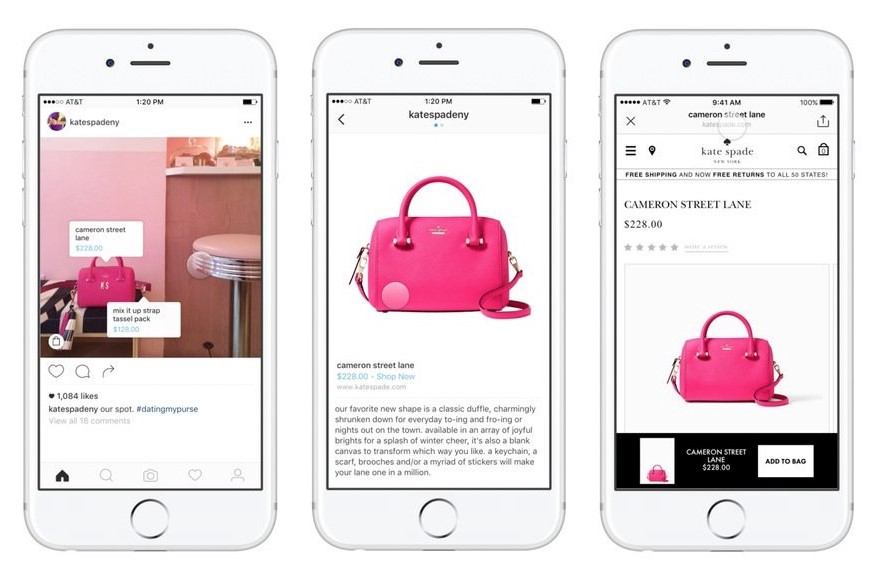ECommerce instagram Content Creation and Growth Management