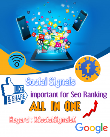 Powerful Top Platform 500,000 SEO Social Signals / Bookmark / Backlinks / Help First Page Google