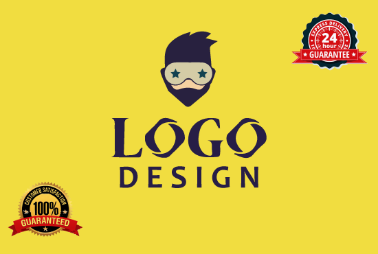 I will do professional modern mascot minimalist business logo design with 3D & branding
